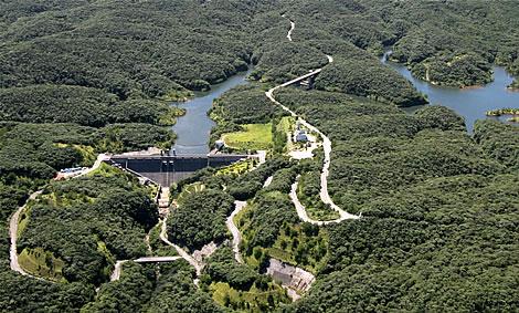 普久川ダム