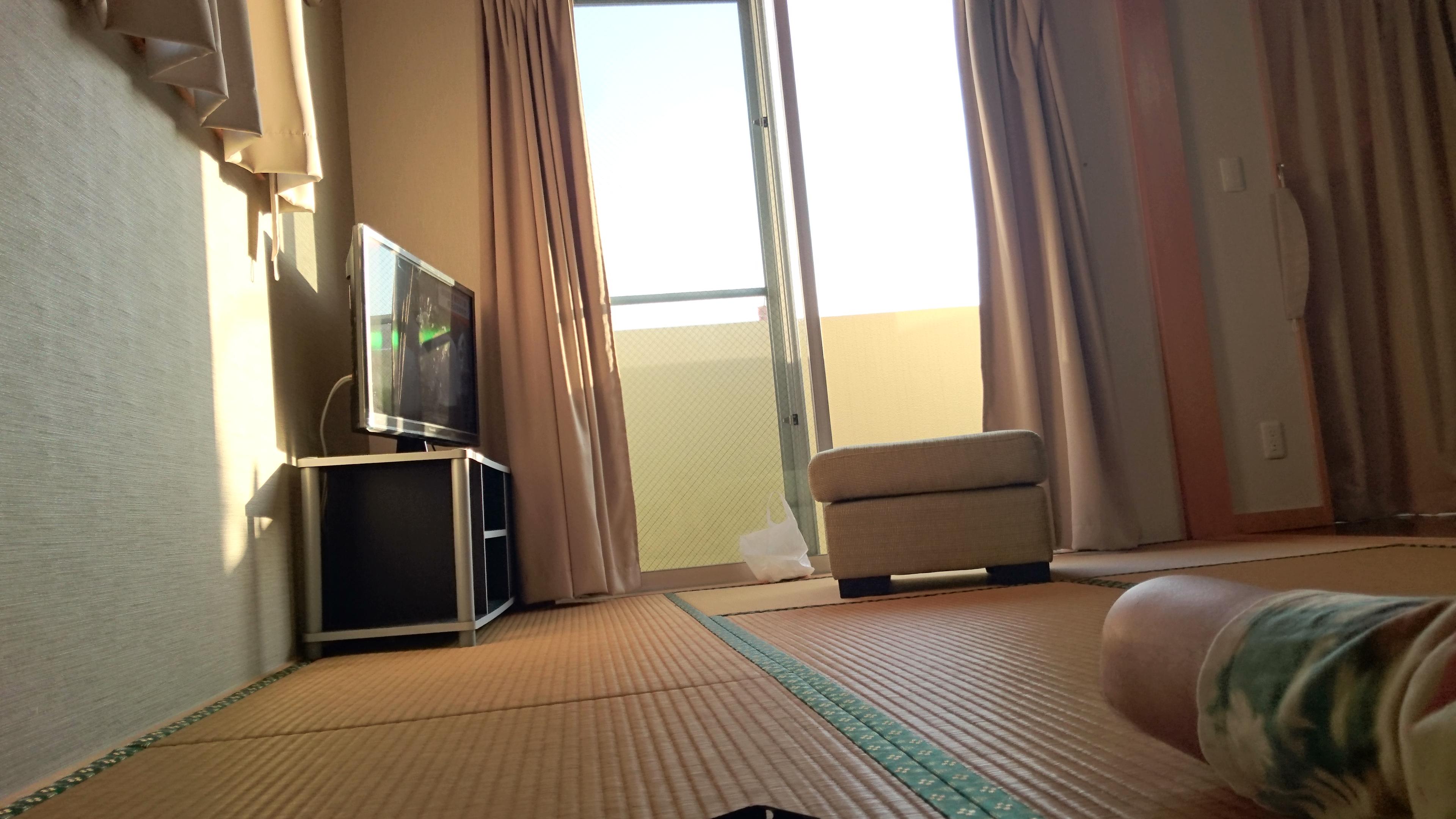 旅人の宿 和室