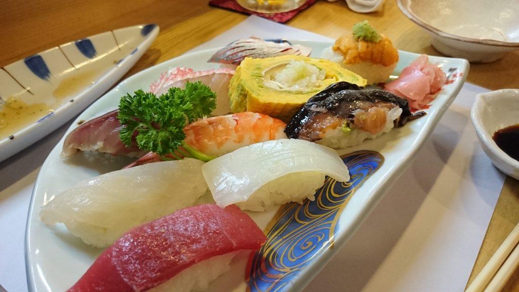 割烹十兵衛 お寿司