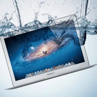 悲報・Macbook Air水没。緊急対処・ショップ点検・修理。そして金額は。。。